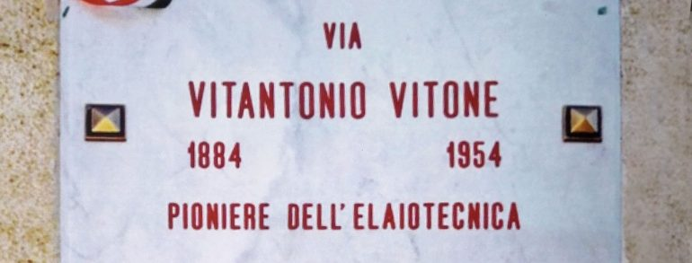 Vitantonio goes down in history