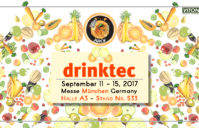 Let's meet at Drinktec 2017!